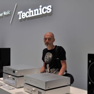 Technics SL-G700 Network Streamer / SACD IFA 2018