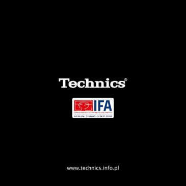 IFA 2018: Highlights from Technics booth. The prototype of Technics SACD player and network streamer
