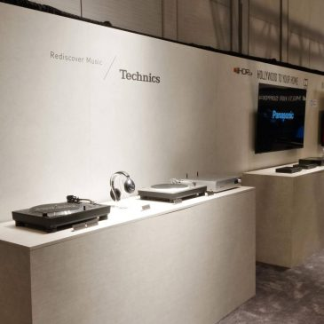 Technics at CES 2019 Part 1