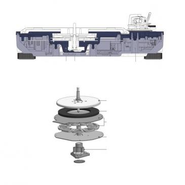 Konstrukcja SL-1500C / SL-1210Mk7