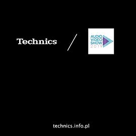 Technics at the Audio Video Show 2019